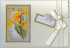 Happy Birthday Daffodils | wowthankyou.co.uk