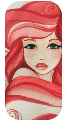 Ariel  face disney