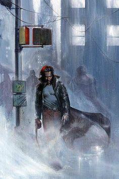 Logan by Gabriele Dell'Otto