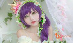 Tiểu Nhu xinh tựa nữ thần trong cosplay Nozomi Tojo (Love Live!)