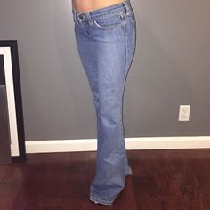 Frankie B. Jeans. Great condition! Frankie B. Jeans. Great condition. Size 4. Frankie B. Jeans Flare & Wide Leg