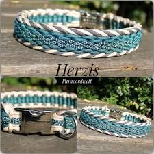 Image result for paracord halsband
