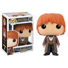 Rony Weasley - Yule Ball / Baile De Inverno - Funko Pop Harry Potter