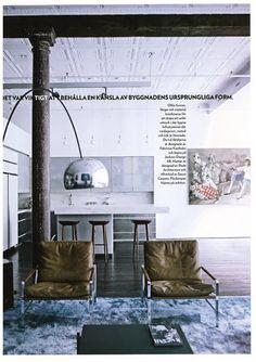 moebel liebe - soho loft NYC FK-6720 Lounge Chair by Preben...
