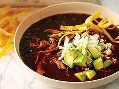 be healthy-page: Eva Longoria's Tortilla Soup
