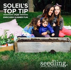 Soleil Moon Frye shares 10 tips and activities for having an enriching but endlessly fun summer with your kids.