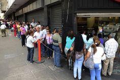 El calvario diario de Venezuela