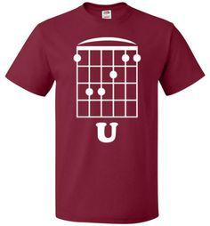 FU Guitar T-shirt