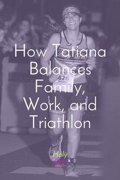 How Tatiana Balances