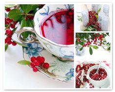pomegranate tea~