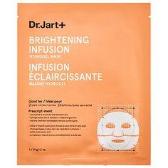 Dr. Jart+ - Brightening Infusion Hydrogel Mask #sephora