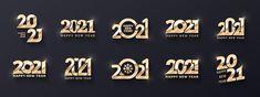 Happy new year premium golden logo diffe... | Premium Vector #Freepik #vector #background #logo #banner #flyer Happy New Year Banner, Happy New Year Background, Happy New Year Cards, Happy New Year Greetings, New Year Greeting Cards, Christmas Background, New Year Logo, Fireworks Background, Happy New Year Pictures