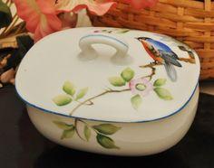 Kyoto Enkaisha Porcelain  Japan  Circa 1940s by DLDowns on Etsy