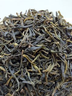 Tea leaves. Drying and storage.