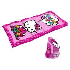 Licensed Backpack Sleeping Bag - Sanrio Hello Kitty