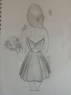drawings of girls Bild - Art Sketches art sketches Bild Drawings girls Easy Pencil Drawings, Cool Art Drawings, Beautiful Drawings, Disney Drawings, Hipster Drawings, Unique Drawings, Ballet Drawings, Girl Drawing Sketches, Art Sketchbook
