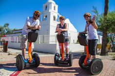 Segway Tour of Old Town Scottsdale