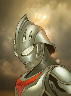 Ultraman Nexus by_atombasher