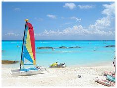 Playa del Carmen-great beach spot cute lil town
