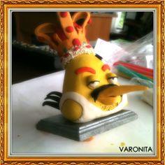 Figura plastilina Angry Mercury