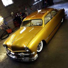 1951 Ford Tudor Sedan