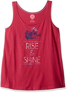 Life is good Simple Sleep Tank Rise  Shine Floral Top, Rose Berry, X-Large  Special Offer: $12.99  177 Reviews Life is good super soft simple sleep tank is the perfect option for bedtime, giving you a comfortable night's sleep. Be sure to look for the matching sleep pant or...