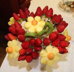 Frutas para a sobremesa