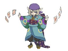 "From Japanese Animation ""Mononoke"" Photoshop Illustration. Cartoon As Anime, Anime Guys, Anime Art, Samurai Anime, Cartoon Painting, Ghibli Movies, Story Arc, Cartoon Art Styles, Character Design Inspiration"
