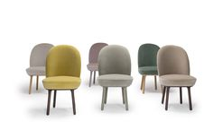 Beetley Chairs - Collection II - By Jaime Hayon for Sé