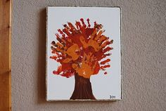 Very cute kid craft project for Fall.