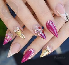 See this Instagram photo by @getbuffednails • 5,397 likes