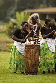 Rwanda Drum Dance Team
