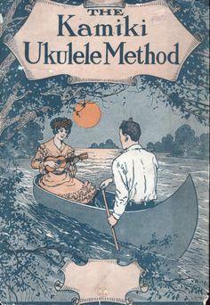 free download, ukulele book from 1922 ezfolk.com