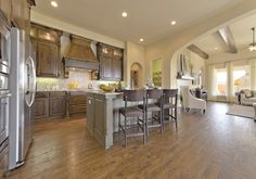 Patio Homes by Darling Flying Off the Shelves at Newman Village in Frisco