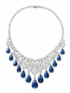 beautyblingjewelry: Harry Winston's gorg fashion love もっと見る