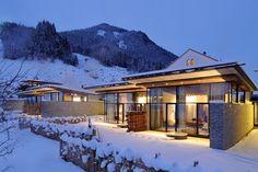#Designhotel #Wiesergut von #Gogl #Architekten #Austria
