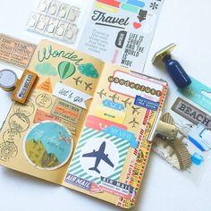#wanderlust day for the #creativemidorichallenge…