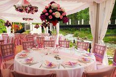 Ideas para combinar el color de las bodas del 2016: rosa cuarzo con lila #bodas #ElBlogdeMaríaJosé #RosaCuarzo #Colorboda #Bodas2016 #Decoraciónboda #Inspiración #Weddings