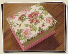 Cajas decoradas artesanalmente - Regalos :: Desde el desván ::