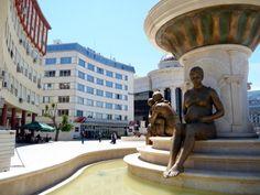 Karposevo Vostanie Square Skopje