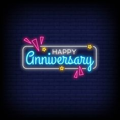 Happy Anniversary Lettering, Happy Wedding Anniversary Wishes, Marriage Anniversary, Happy Birthday Logo, Happy Birthday Greeting Card, Happy Birthday Images, Spongebob Time Cards, Cute Bear Drawings, Hello July