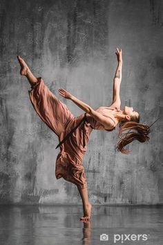 modern dance Wall Mural ✓ Easy Installation ✓ 365 Days to Return ✓ Browse other patterns from this collection! Amazing Dance Photography, Movement Photography, Dance Photography Poses, Underwater Photography, Art Photography, Dance Picture Poses, Dance Photo Shoot, Dance Pictures, Dance Photoshoot Ideas