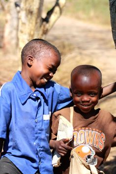 From Cleveland to Malawi #NFPS #HELPchildren #Malawi