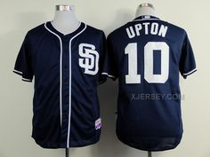 http://www.xjersey.com/padres-10-upton-dark-blue-cool-base-jerseys.html PADRES 10 UPTON DARK BLUE COOL BASE JERSEYS Only $34.00 , Free Shipping!