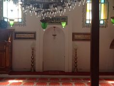 Mosque from Inside