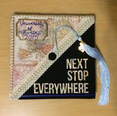 Graduation Cap. Subtly nerdy.