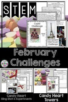 February STEM Challe