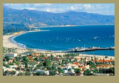 Santa Barbara, California #Motel6UBL u hear they have great wines and the people there are very nice.
