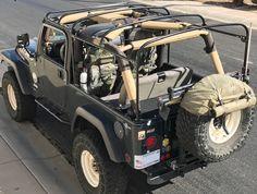 American Convoy ruggedized soft top pictures and configurations Jeep Willys, Jeep Cj6, 2000 Jeep Wrangler, Wrangler Sahara, Jeep Pickup, Jeep Truck, Suv Trucks, Mini Trucks, Mini Jeep