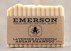 Lavender Patchouli Shampoo